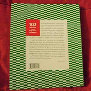 Quarta capa do Livro Eu que fiz, da Ellen Lupton