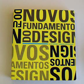 Novos Fundamentos do Design, capa