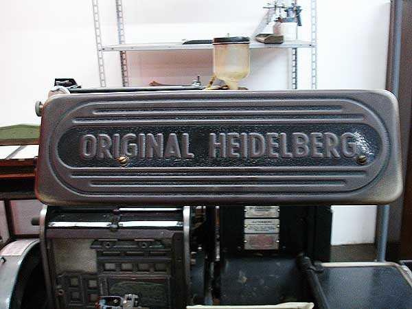 Original Heiderlberg
