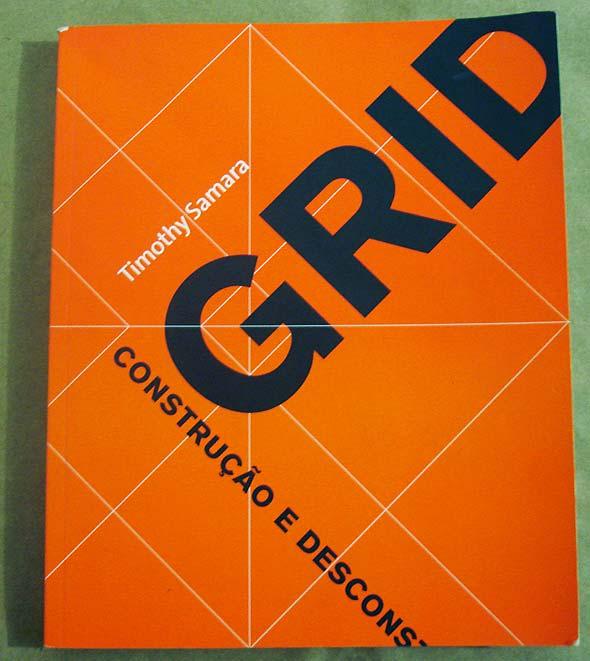 Capa de Grid - Construção e desconstrução, de Timothy Samara