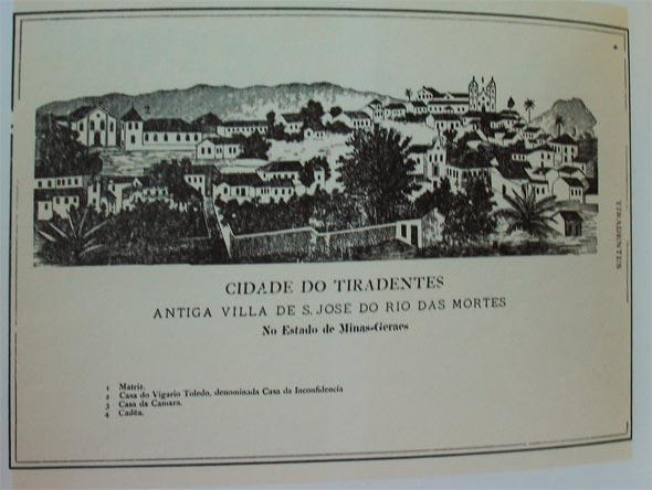 Ilustração do livro História da Tipografia no Brasil