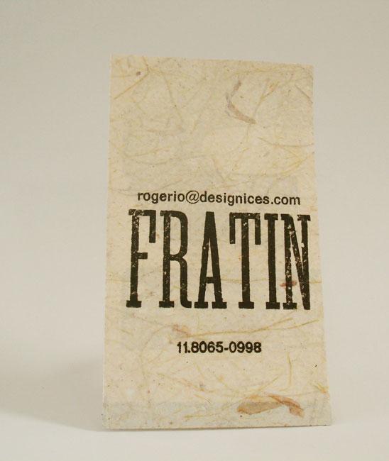 Rogério Fratin - Contato