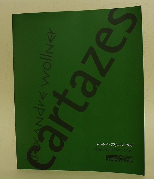 Guia da Exposição: Alexandre Wollner - Cartazes, no SESC Pinheiros