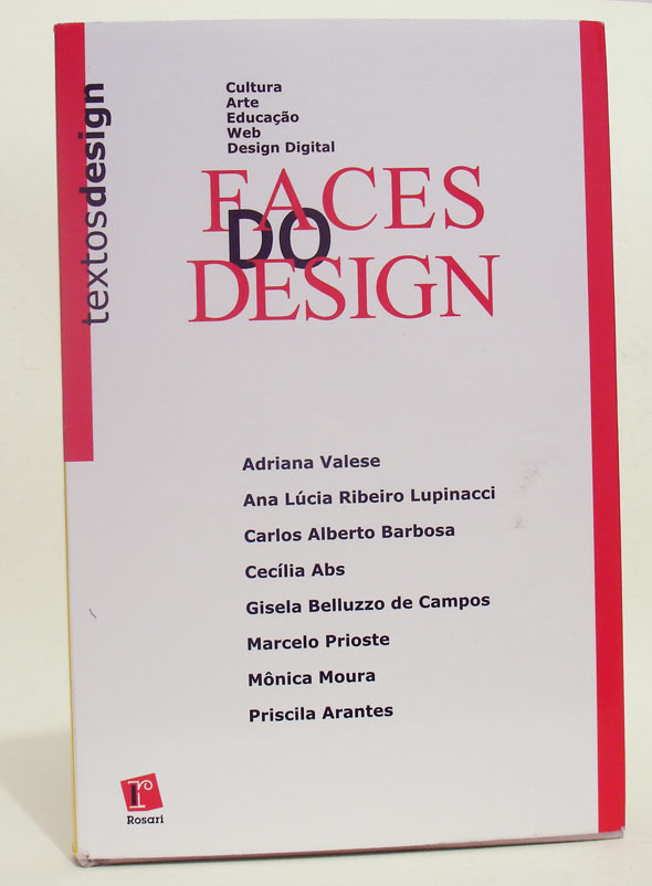Faces do Design - Capa