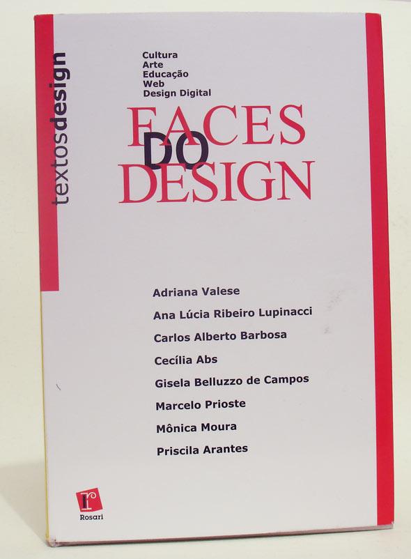 Faces do Design - Capa