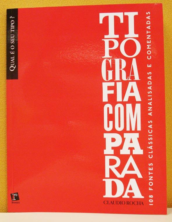Tipografia Comparada - Capa