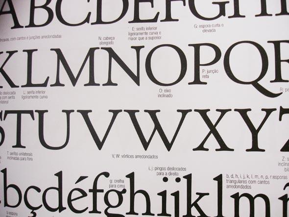 Tipografia Comparada - Interna 1