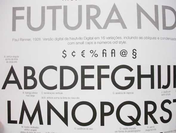 Tipografia Comparada - Interna 3