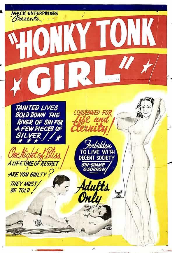 Honk Tonk Girl