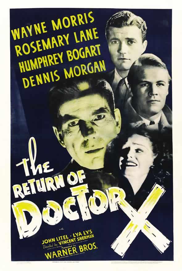 Return of Doctor X
