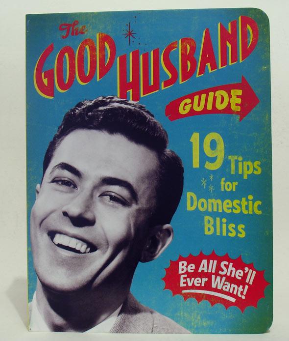 Capa do livro The Good Husband Guide