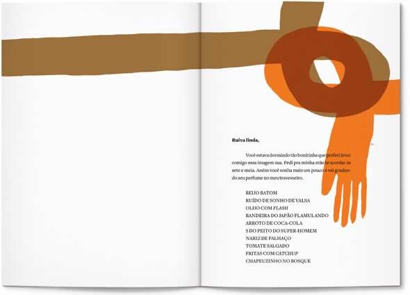 Livro Nosso Filme - Interna