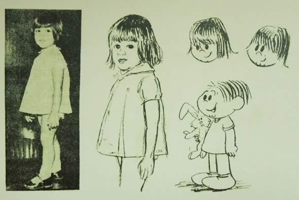 """Foto da Exposição """"Mõnica: a Criação do personagem brasileiro"""". Crédito: Marco Moreira (@ximarquinho)"""