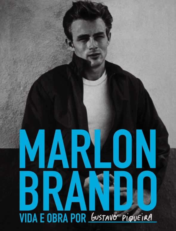 Marlon Brando [Gustavo Piqueira] - Capa