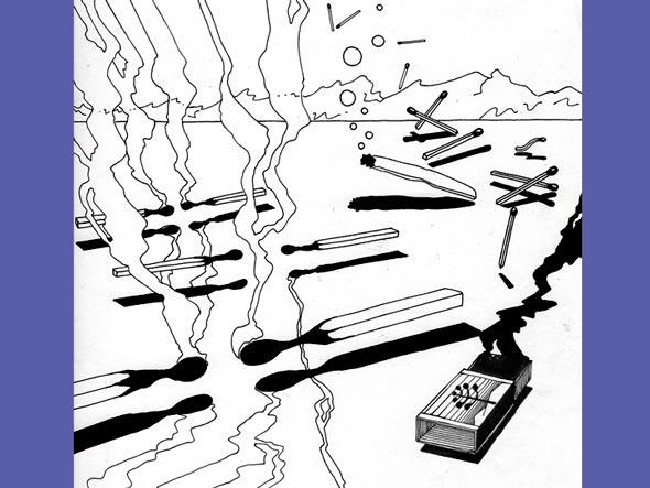 Ilustração de Claudio Rocha