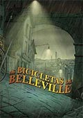 DVD As Bicicletas de Belleville