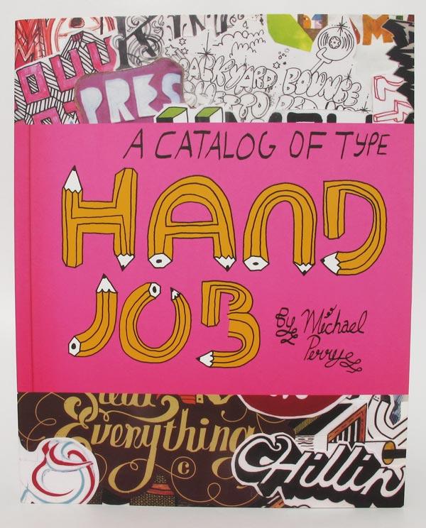 Hand Job - Capa