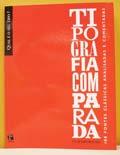 Tipografia Comparada, de Claudio Rocha