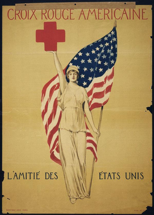 Cartaz da Primeira Guerra Mundial, publicado entre 1914 e 1918