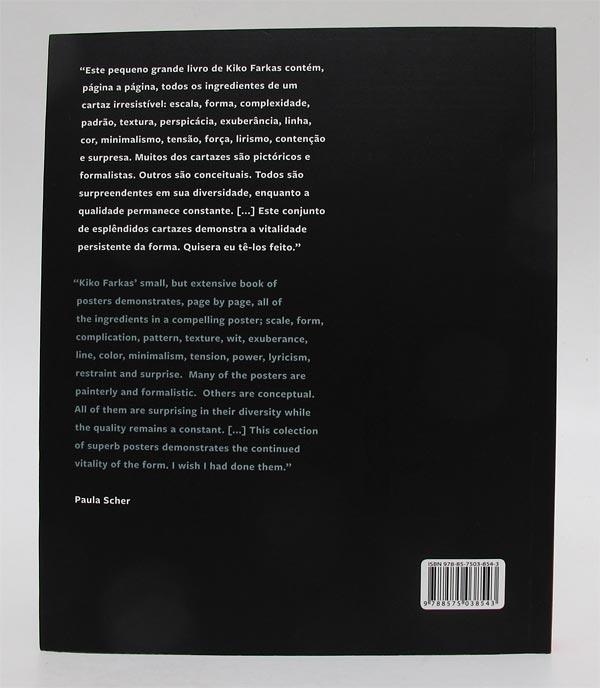 Capa do Cartazes Musicais, de Kiko Farkas
