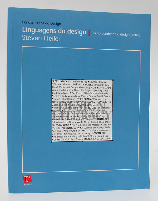 Linguagens do Design - Compreendendo o design gráfico