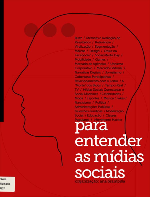 Para Entender as Mídias Sociais, ebook grátis, organizado por Ana Brambilla