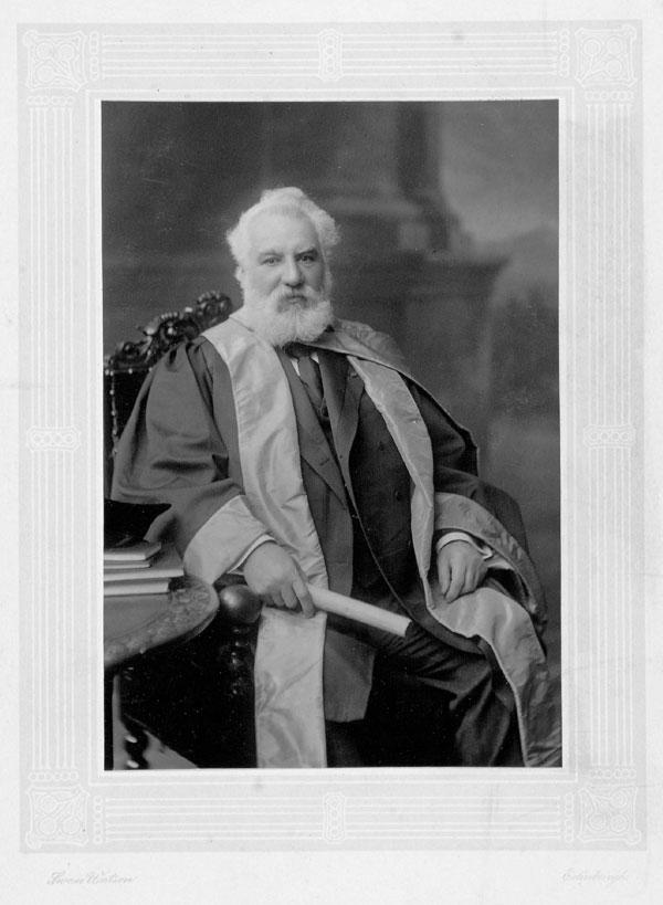 Graham Bell (1862-1939)