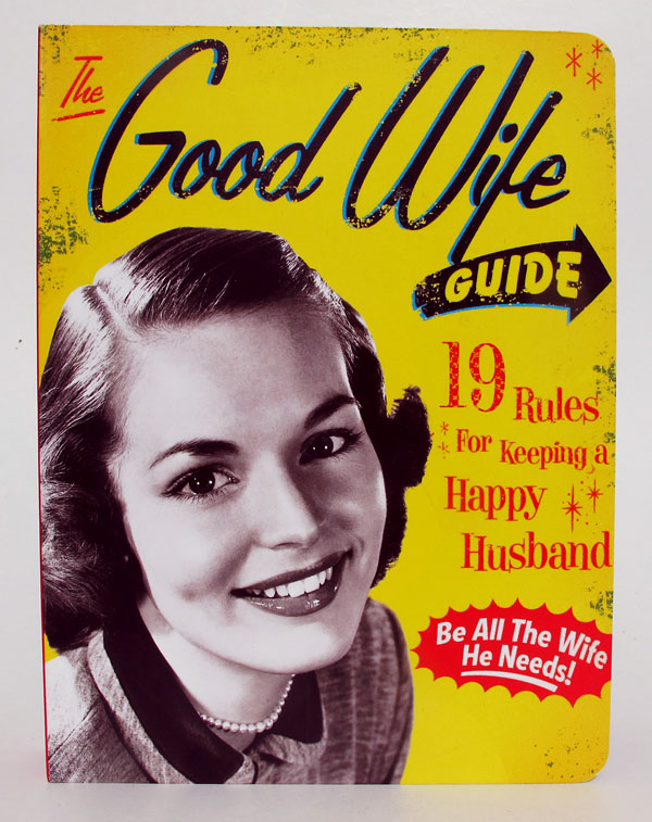 The Good Wife Guide - Capa