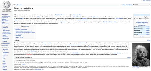 Paradigma: Wikipedia