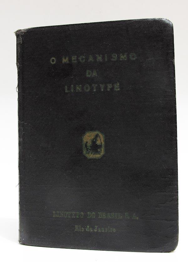 O Mecanismo da Linotype [1940]