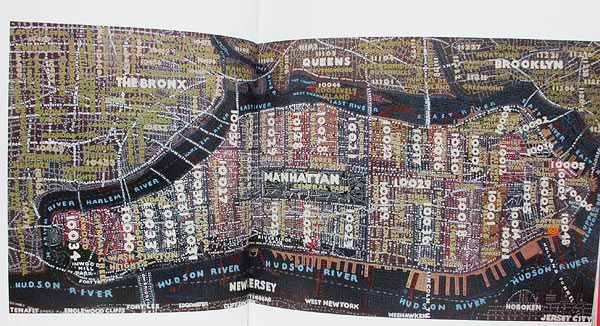 Paula Scher: MAPS - Interna