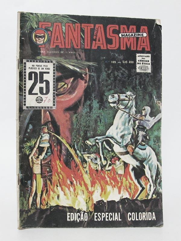 O Fantasma [Fantasma Magazine]