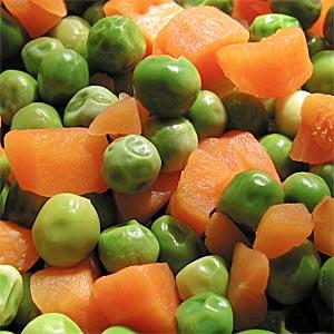 Panachê de legumes