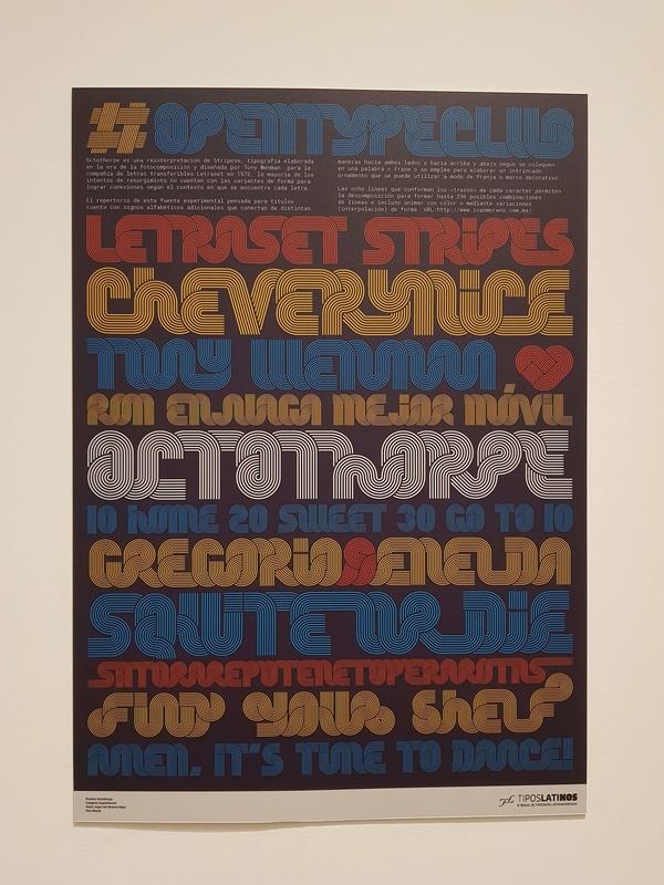 Tipos Latinos – 8ª Bienal de Tipografia Latino-Americana